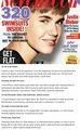 bieber Seventeen interview - justin-bieber photo