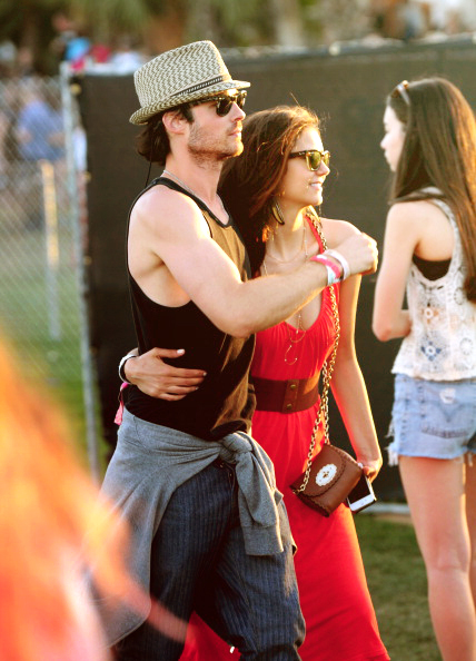 ♥ - ian-somerhalder-and-nina-dobrev photo