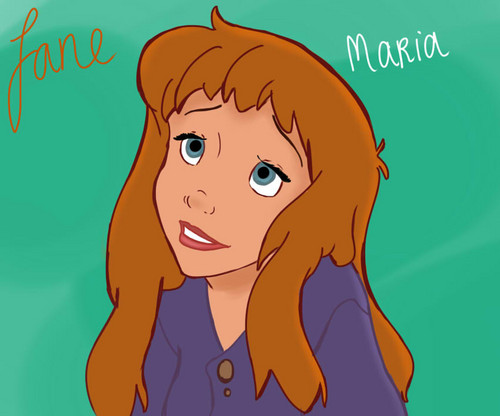 15 年 old Jane