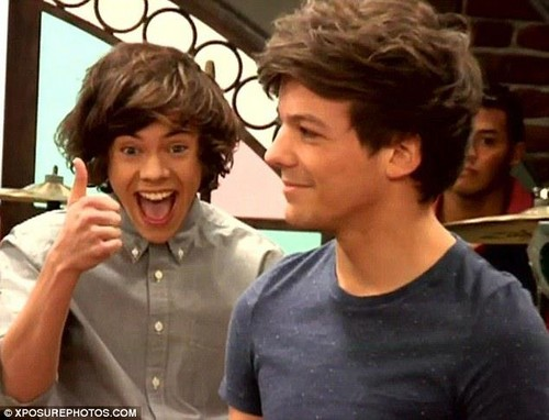 1D on ICarly