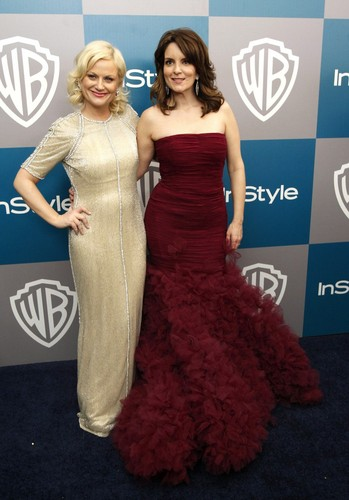 2012 Golden Globe Party Fashion <3
