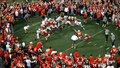 2012 SPRING PRACTICE WITH STUDENTS PRESENT - ohio-state-football photo