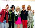 2NE1 with Kyary Pamyu Pamyu