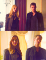 3x18 The Murder of One stills klaus and Rebekah