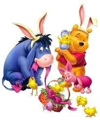 4th day of Easter Week - winnie-the-pooh Photo