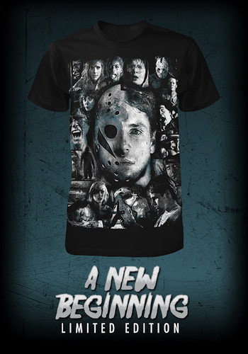 A New Beginning camisa design