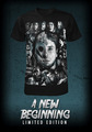 A New Beginning camisa, camiseta diseño