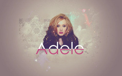 AdeleWallpaper!