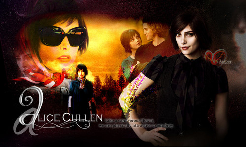 AliceCullenWallpaper!