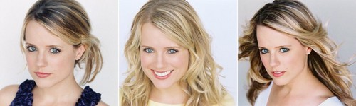 Allison Munn in Heavenly Headshots
