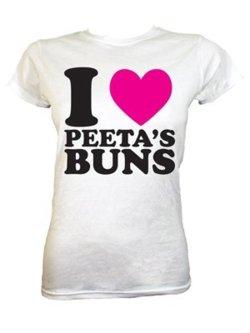 Amazing Peeta t-shirts