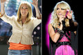 American Idol-Carrie Underwood-Then and Now