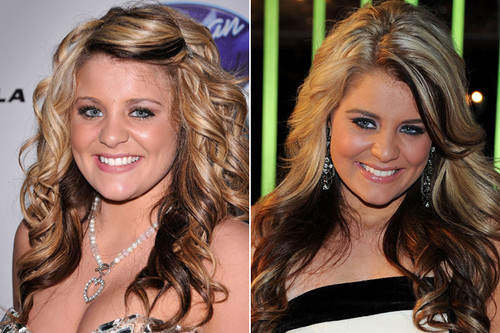 American Idol-Lauren Alaina-Then and Now - rusher29 Photo