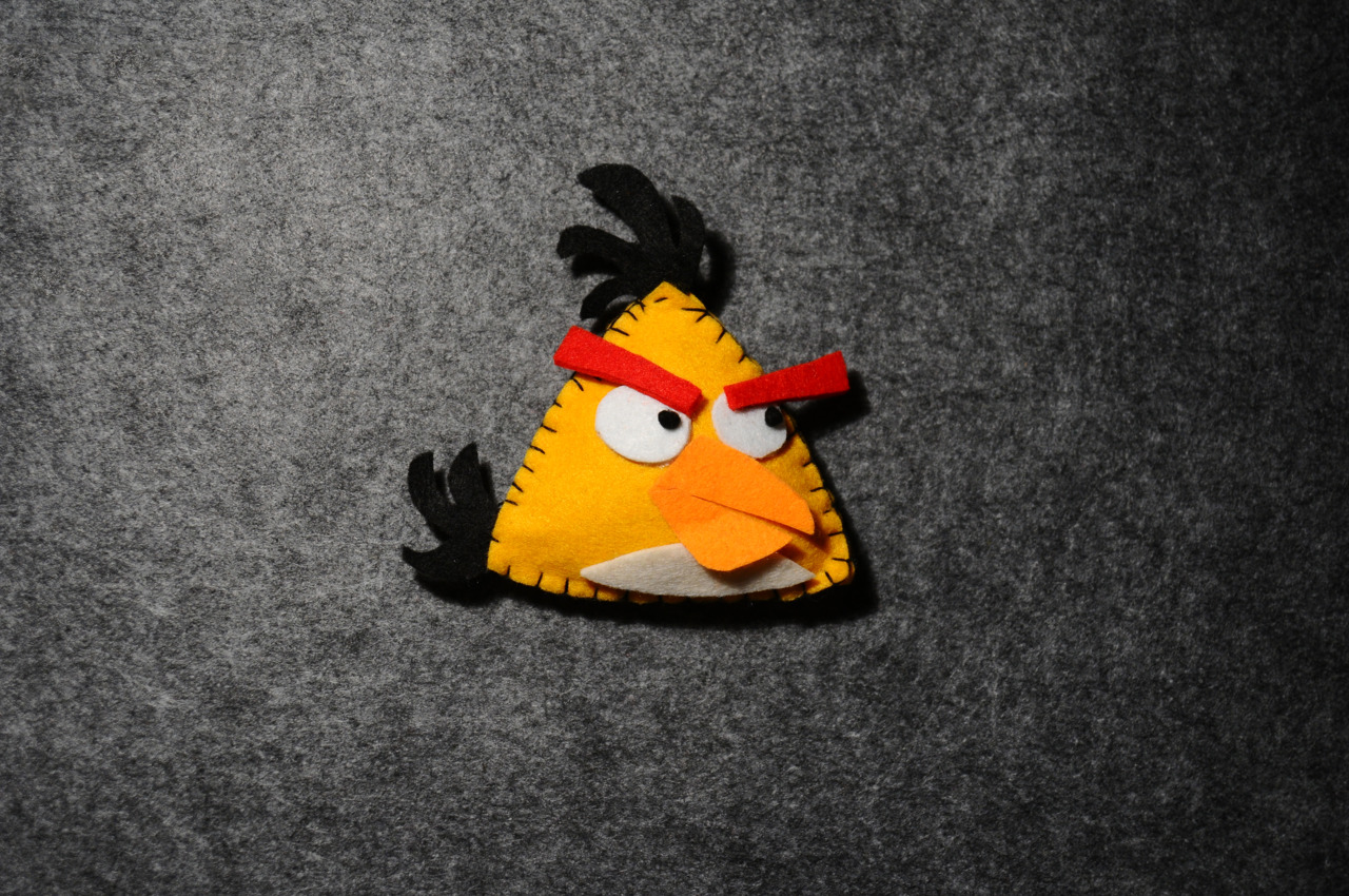 Angry Birds Arts And Crafts