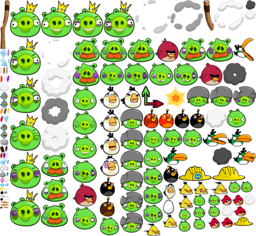 angry birds wallpaper possibly containing a cellar titled Angry Birds!