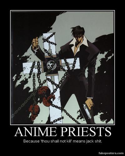 anime Priests