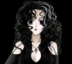 Animie Bellatrix
