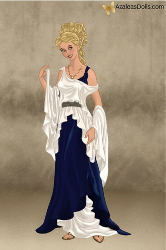 Annabeth in ancient Greece