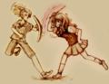 Annabeth vs Hermione