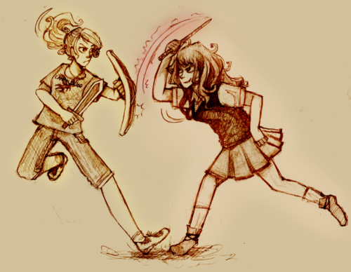 The Heroes of Olympus achtergrond titled Annabeth vs Hermione