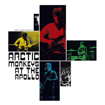 Arctic Monkeys at the Apollo (DVD Cover)