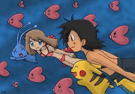 Ash & May 사랑