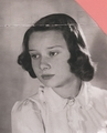 Audrey as a Young Girl