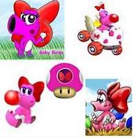 Mario girls images Baby Birdo photo (30423290)