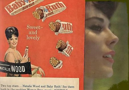 Baby Ruth advert of Nat