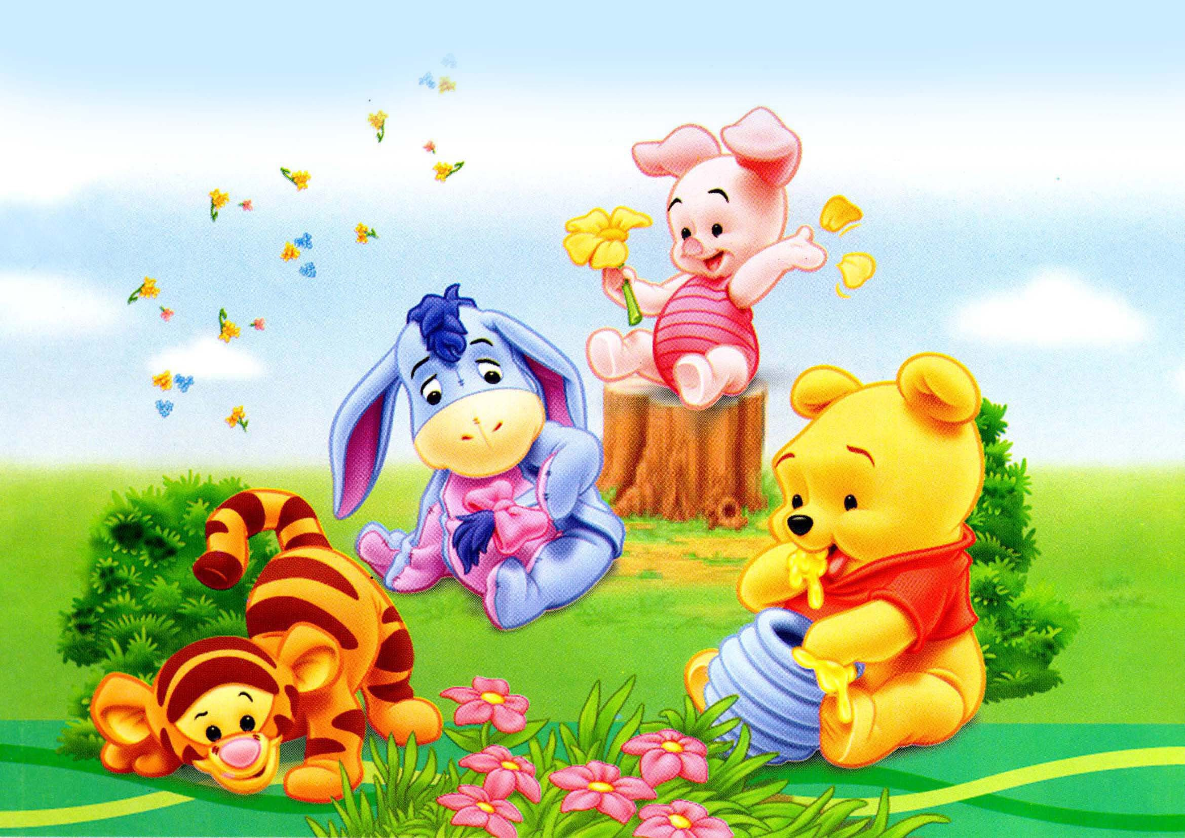 pooh wallpapers winnie the - photo #18