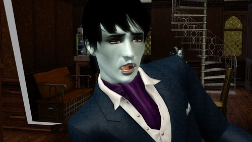 Barnabas Collins Sims 3 - tim-burtons-dark-shadows Photo