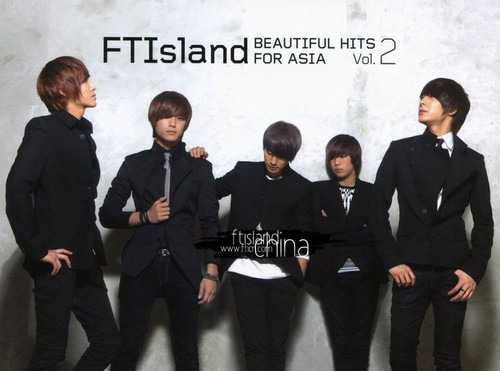 Beautiful Hits for Asia Vol. 2 Version B