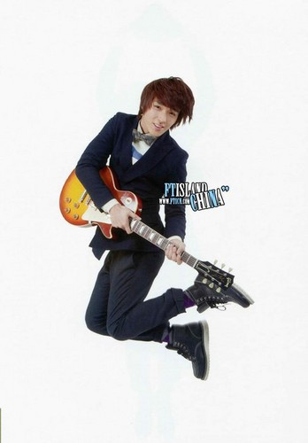 FT ISLAND (에프티 아일랜드) Hintergrund entitled Beautiful Hits for Asia Vol. 2 Version B