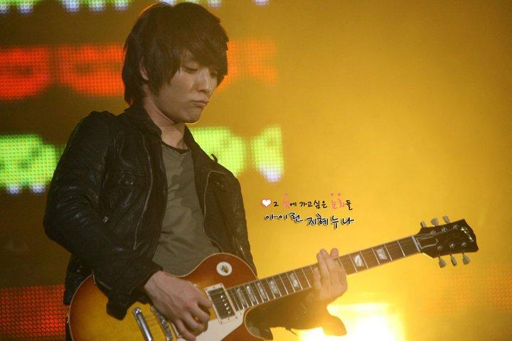 Beautiful Journey کنسرٹ in Busan Jong Hun