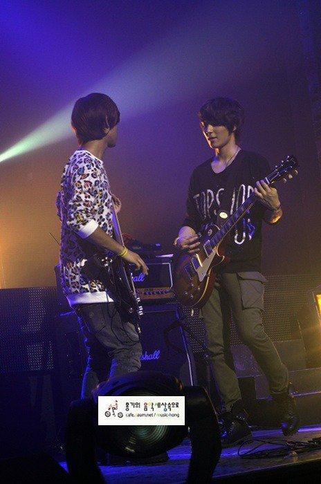 Beautiful Journey کنسرٹ in Busan Jae Jin & Jong Hun