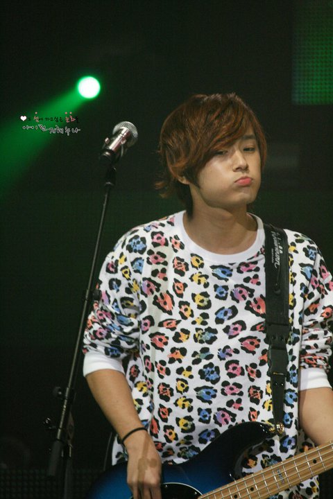 Beautiful Journey کنسرٹ in Busan Jae Jin