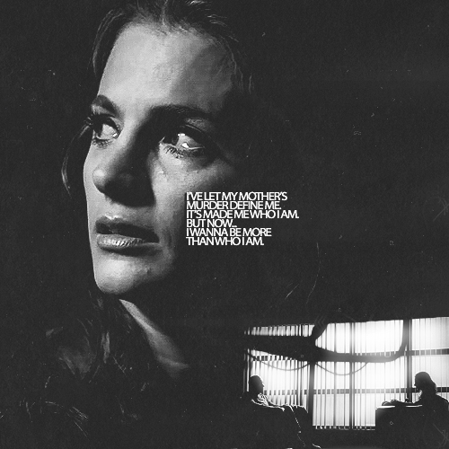 "Beckett ""I want to be और than who I am"""