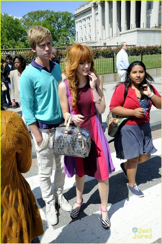 Bella Thorne:Easter Egg Roll in Washington D.C.
