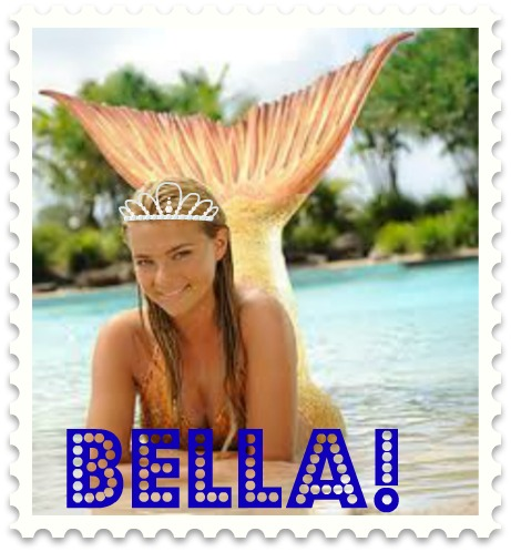 H2O Just add water - Bella Hartley! wallpaper called Bella!