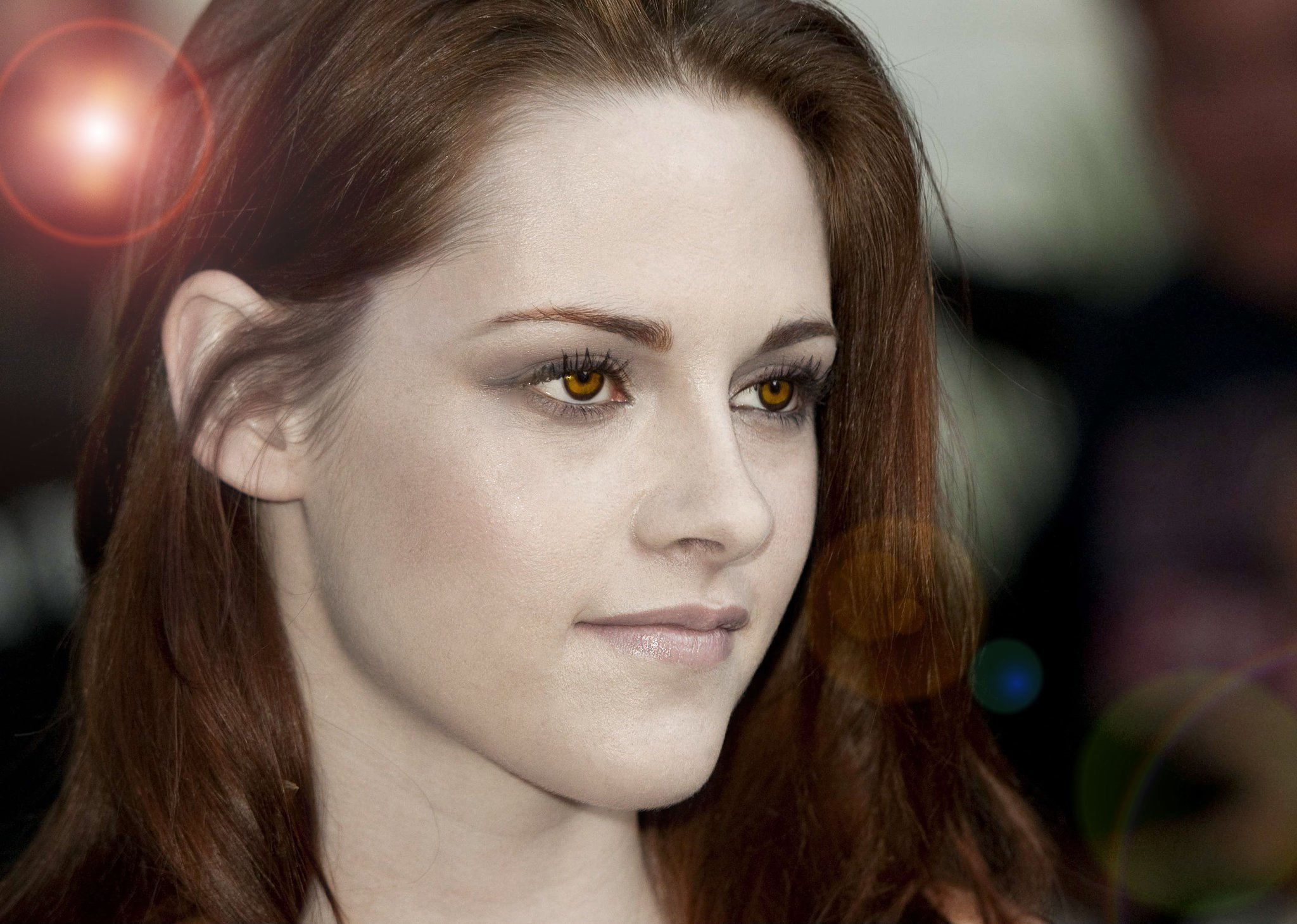 Bella From Twilight as a Vampire