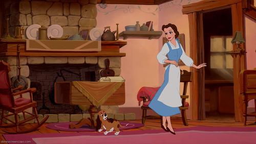 Belle's welpe