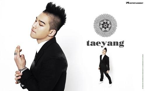 Big Bang Taeyang Special Edition