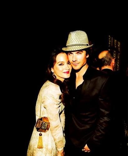 Blair and Damon <3