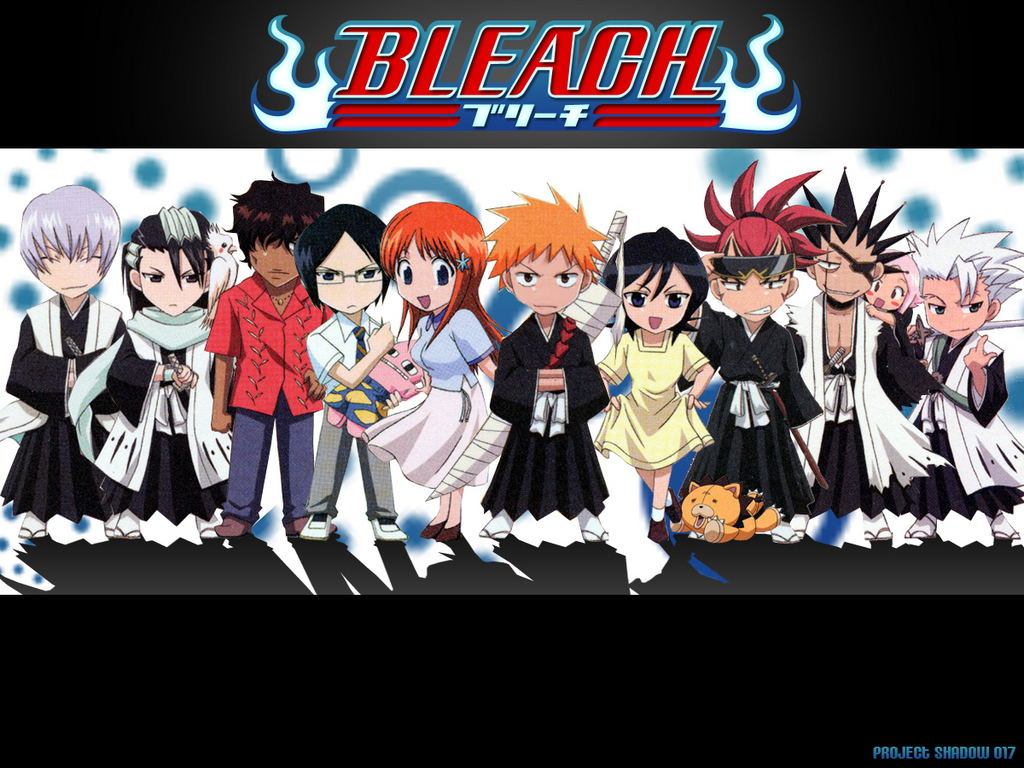 Anime Freaks Images Bleach Chibi Hd Wallpaper And Background Photos