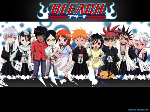Bleach 《K.O.小拳王》