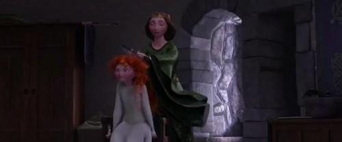 Ribelle - The Brave Stories: Merida - Brush Hair