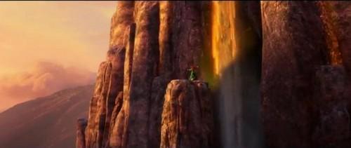Brave Stories: Merida - Waterfall
