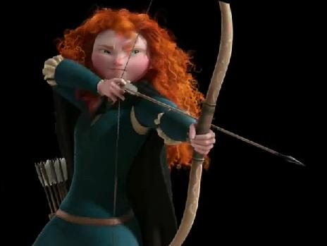 Rebelle Stories: Merida