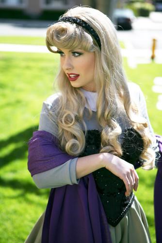 Briar Rose cosplay