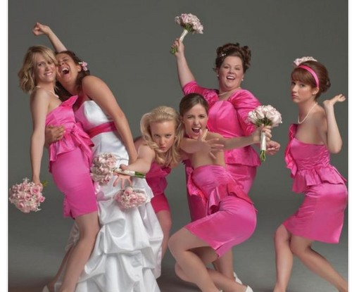 Bridesmaids &lt;3 - bridesmaids Photo